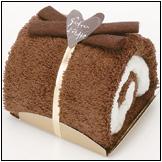 タオルケーキ:ミニロール