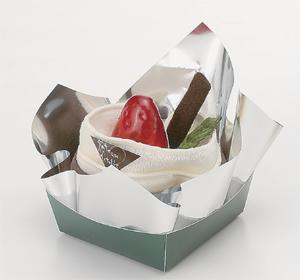 タオルケーキ:フレーズサバラン