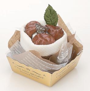 ケーキタオル:ショコラ・オ・ロマン
