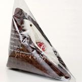 ベルギーワッフル:ビターチョコ